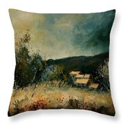 Fall 4590 Throw Pillow