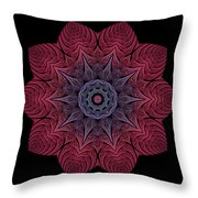 Fall Blossom Zxk-10-43 Throw Pillow