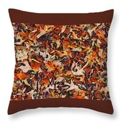 Fall-dm Throw Pillow