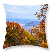 Fall Extreme Throw Pillow