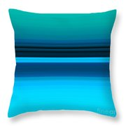 Fall From Earth Throw Pillow