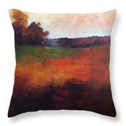 Fall Hunt Throw Pillow