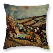 Fall Landscape 670110 Throw Pillow