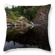 Fall Pound Throw Pillow