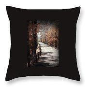 Fall Wonder Land Throw Pillow