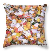 Fallen Fantasy Throw Pillow