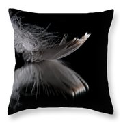 Fallen Reflections 3 Throw Pillow