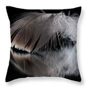 Fallen Reflections 4 Throw Pillow