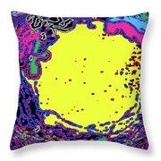 Falling Colors 2 Throw Pillow