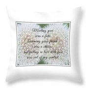 Falling In Love 3 Throw Pillow