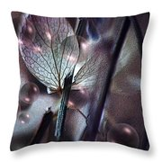 Falling In Love... Throw Pillow