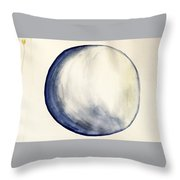 Falling Throw Pillow