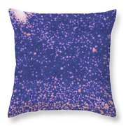Falling Star Throw Pillow
