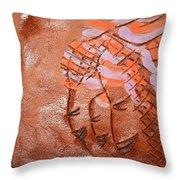 Family 10 - Tile Throw Pillow