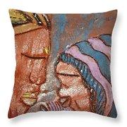 Family 11 - Tile Throw Pillow