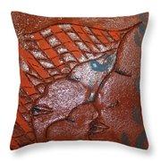 Family 8 - Tile Throw Pillow