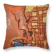 Family 9 - Tile Throw Pillow