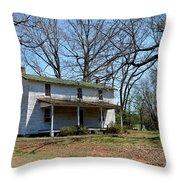 Family Home Throw Pillow