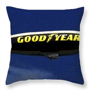 Famous Flyer Throw Pillow