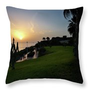 Fanabe Evening 1 Throw Pillow