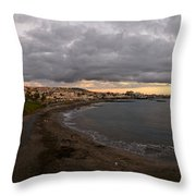 Fanabe Evening Throw Pillow