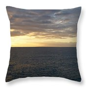 Fanabe Sunset Throw Pillow