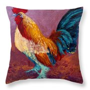 Fancy Pants Throw Pillow