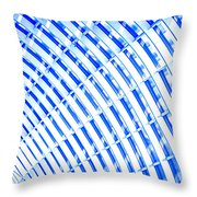 Fancy Roof 1 Throw Pillow