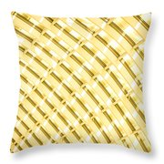 Fancy Roof 4 Throw Pillow