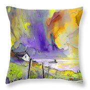 Fantaquarelle 03 Throw Pillow