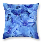 Fantasia Azalea Throw Pillow