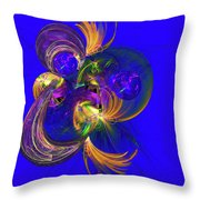 Fantasy Dreams Throw Pillow