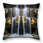 Fantasy Fade Throw Pillow