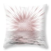 Fantasy Sun Throw Pillow