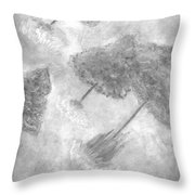 Fantasy Trees Throw Pillow