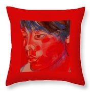 Fares Throw Pillow