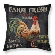 Farm Fresh-jp2634 Throw Pillow