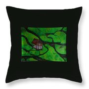 Farm House Throw Pillow