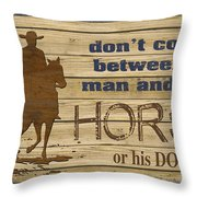 Farm Life-jp3226 Throw Pillow