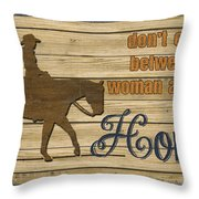 Farm Life-jp3227 Throw Pillow