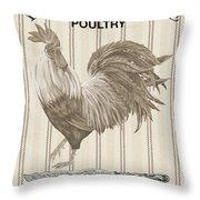 Farm To Table-jp2110 Throw Pillow