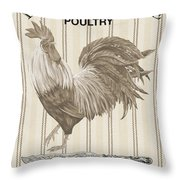 Farm To Table-jp2110 Throw Pillow