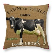 Farm To Table-jp2389 Throw Pillow