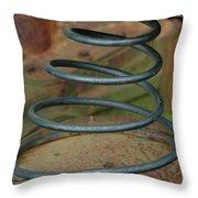 Farmall Spring Throw Pillow