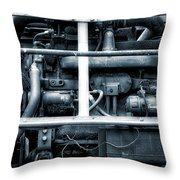Farming You Need To Be A Jack Of All Trades Bw Throw Pillow