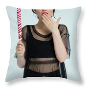 Fashion # 26 Throw Pillow