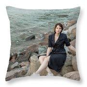 Fashion # 50 Throw Pillow