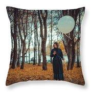 Fashion # 76 Throw Pillow
