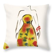 Fashion Iv Throw Pillow