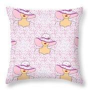 Fashion Pattern Throw Pillow